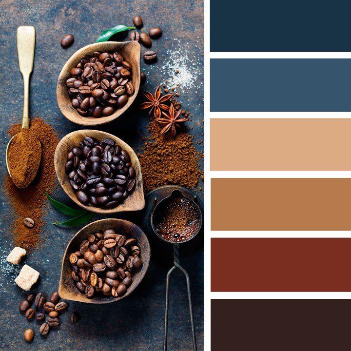 приложении коричневый цвет сочетание с другими цветами нас была твердая